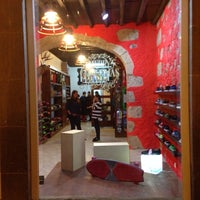 Photo taken at Zona Shop by Tony G. on 12/14/2013
