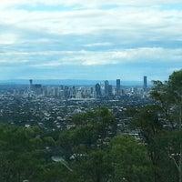 Photo taken at Mount Gravatt Lookout by Dee B. on 2/22/2013