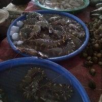 Photo taken at TPI (Tempat Pelelangan Ikan) by Deviani R. on 12/31/2012