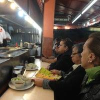 2/3/2013 tarihinde Badbad B.ziyaretçi tarafından Tacos Xotepingo'de çekilen fotoğraf