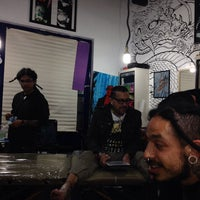 Photo taken at Tattoo & Piercings Raices by Badbad B. on 12/13/2013