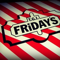 Photo taken at T.G.I. Friday's by Michael Q. on 11/29/2012