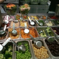 Photo taken at Chop't Creative Salad Company by Ladymay on 3/13/2013