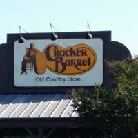 Photo taken at Cracker Barrel Old Country Store by Ladymay on 5/17/2014