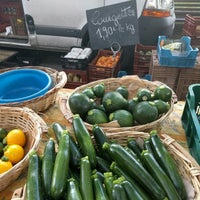 Photo taken at Marché Jean Macé by Angeline on 7/6/2016