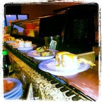 Photo taken at Sakura Japanese Restaurant by Derek K. on 10/4/2012