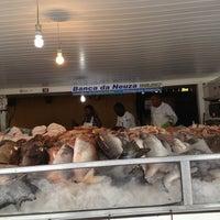 Photo taken at Banca da Neuza - Frutos do Mar by Lucia on 10/12/2012