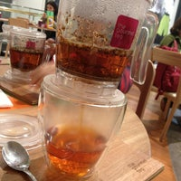 Photo taken at The Gourmet Tea by Lucia on 7/16/2013
