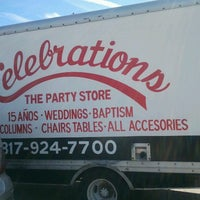 Photo taken at Celebrations The Party Store by Yolanda R. on 1/19/2013