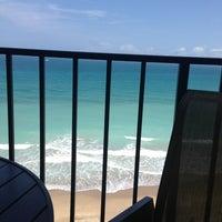 Photo taken at Vistana Beach Club by Cathy P. on 4/14/2013