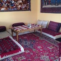 Photo taken at Afghan Cuisine by Greg Fellin on 11/9/2013