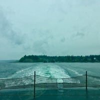 Photo taken at M/V Issaquah by Greg Fellin on 5/15/2017