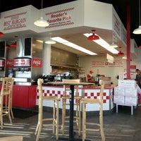 Photo taken at Five Guys by Dattas M. on 10/24/2012