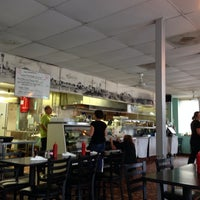 Photo taken at Boulevard Diner by Rosemary O. on 9/6/2014
