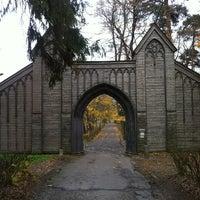 Снимок сделан в Монрепо пользователем Vesya C. 10/23/2012