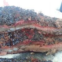 Photo taken at John Mueller Meat Company by Steve K. on 4/14/2013