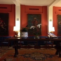 Photo taken at Palace Hotel Bari by Andrey T. on 5/10/2014