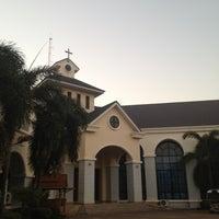Photo taken at Gennesaret Church by Prnsez R. on 1/20/2013