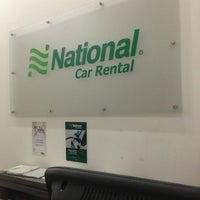 Photo taken at National Car Rental by Andrea B. on 3/31/2013