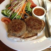 Photo taken at Mernda Bakery & Cafe by Mrs_BecF on 2/13/2013