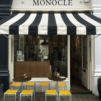 9/2/2016 tarihinde Tracy C.ziyaretçi tarafından The Monocle Café'de çekilen fotoğraf