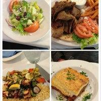 Photo taken at The Fat Greek by Joyce N. on 12/10/2012