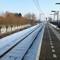 Photo taken at Station Tiel Passewaaij by Erik v. on 1/25/2013