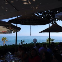 Photo taken at La Cala Restaurante by Anna V. on 9/21/2013