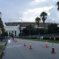 Photo taken at Camping World Stadium by Eat O. on 9/7/2013