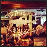 Photo taken at Dogfish Head Alehouse by Stephanie P. on 7/12/2013