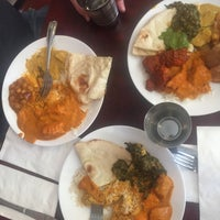 Photo taken at Seva Indian Cuisine by Stephanie P. on 3/6/2016