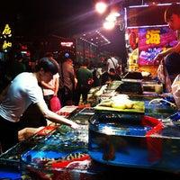 Photo taken at 黄沙水产交易市场 by Polina K. on 4/19/2013