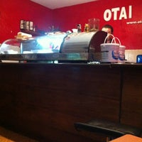 Photo taken at Otai Sushi by Krito R. on 3/7/2013