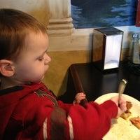 Photo taken at Erbelli's Gourmet Pizzeria, Italian Bistro & Pub by Tara K. on 1/24/2013