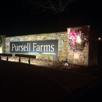 Photo taken at FarmLinks at Pursell Farms by Christy M. on 12/22/2013
