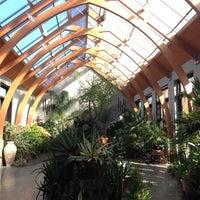 Photo taken at Tower Hill Botanic Garden by Lane S. on 10/13/2012