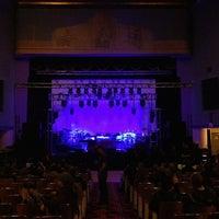 Photo taken at Eureka Theater by Jordan B. on 2/25/2013