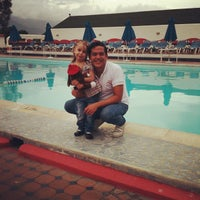 Photo taken at Hotel Venetur Prado Río by Cesar M. on 6/7/2013