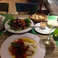 Photo taken at Restaurante Trasfoguero by Pamella P. on 1/5/2014