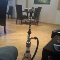 Photo taken at Shahriar Hookah Lounge by Chris V. on 7/23/2014