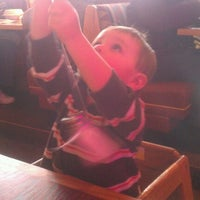 Photo taken at Red Robin Gourmet Burgers by Heather T. on 2/2/2013