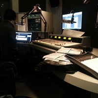 Photo taken at CFMU 93.3 FM by Amy H. on 1/7/2013