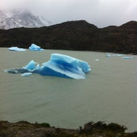 Photo taken at Parque Nacional Torres del Paine by Daniela A. on 7/26/2013