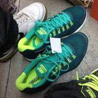 Photo taken at The Sports Warehouse by Reigne C. on 10/25/2013