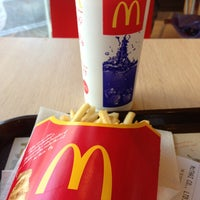 Photo taken at McDonald's by Panupong M. on 12/25/2012