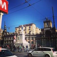 Foto scattata a Piazza Dante da Pietro V. il 2/10/2013