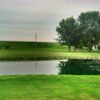 Photo taken at Angushire Golf Course by Cory S. on 8/6/2014