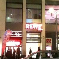 Das Foto wurde bei REWE CITY von Sven G. am 10/31/2012 aufgenommen