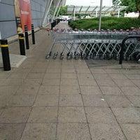 Photo taken at Sainsbury's by Lisa P. on 5/19/2016