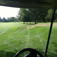Photo taken at Nibley Park Golf Course by Pearl L. on 9/22/2012